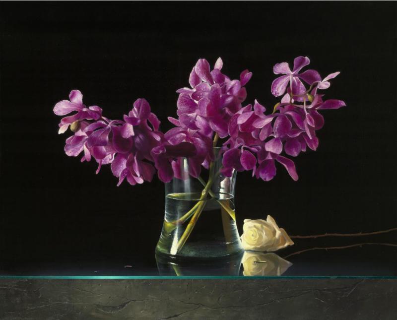 Contemporary Still Life Giclee by Dario Campanile