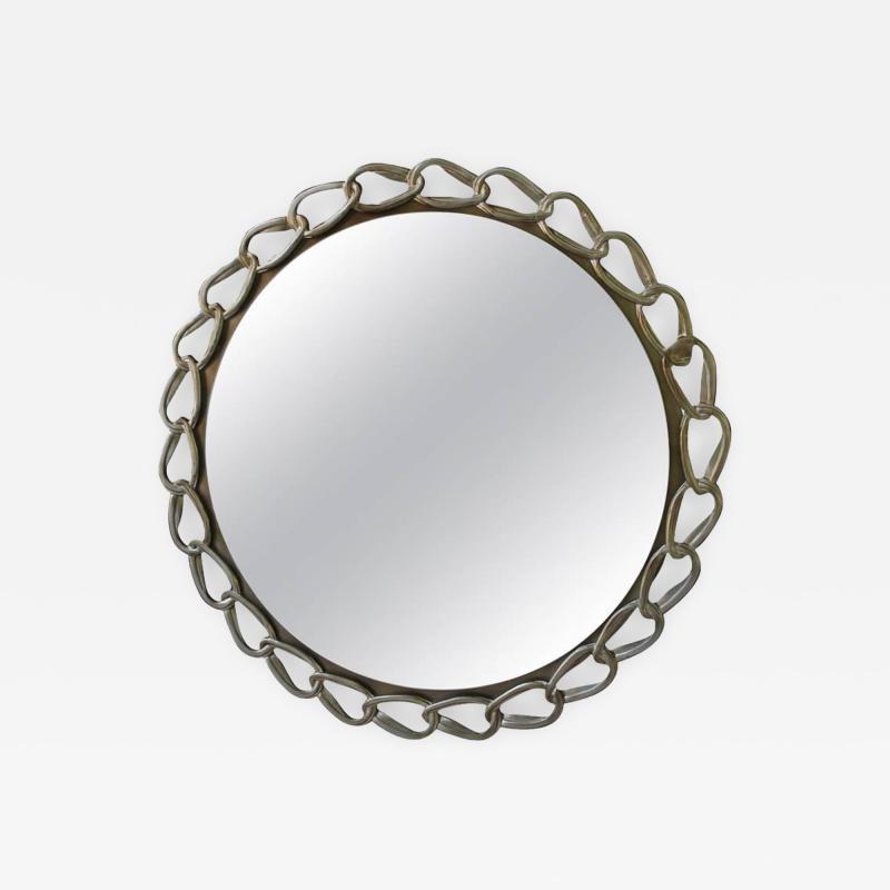 Costantini Design Contemporary Cast Metal Mirror