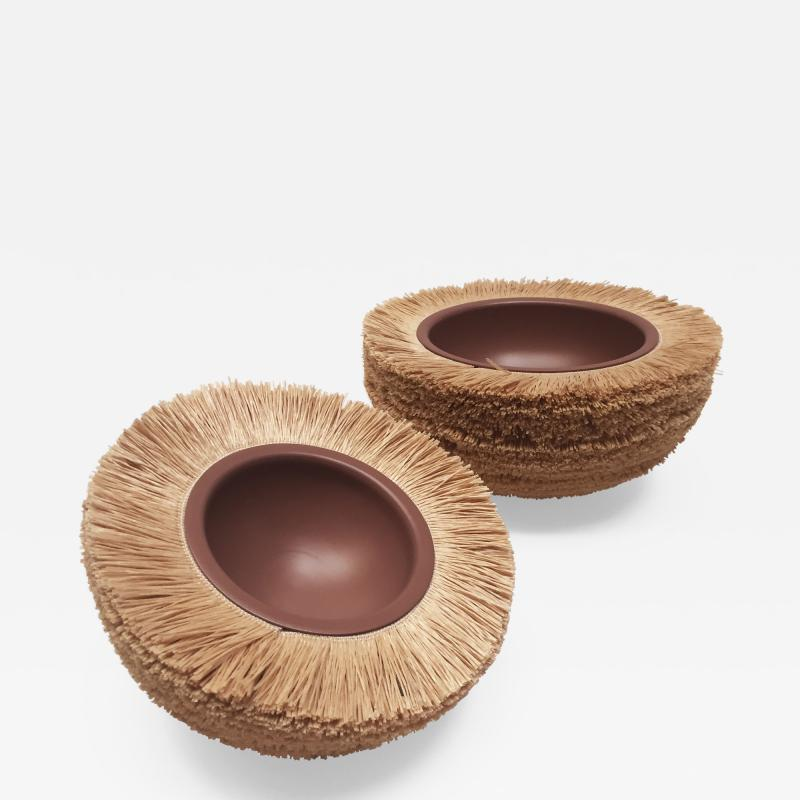 Cristian Mohaded Bowls by Cristian Mohaded Sustainable Design Niho