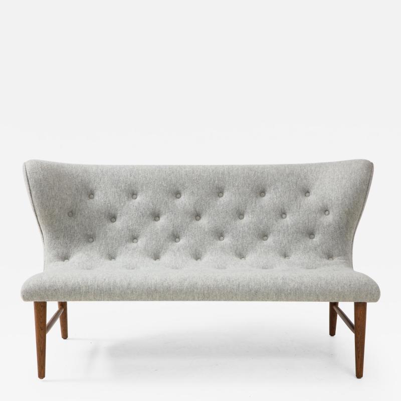 Custom Swedish Modern sofa