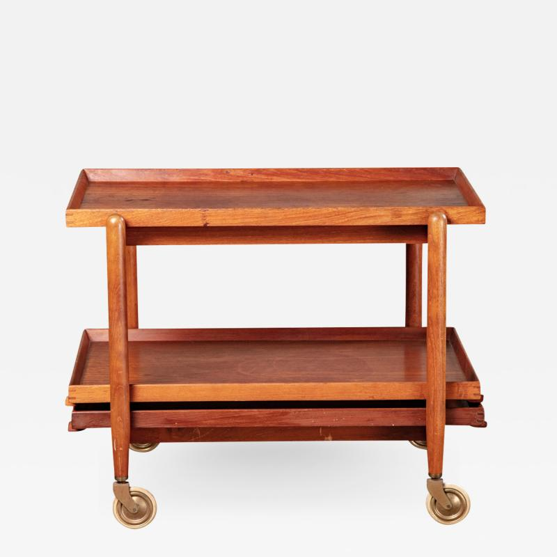 DANISH TEA CART