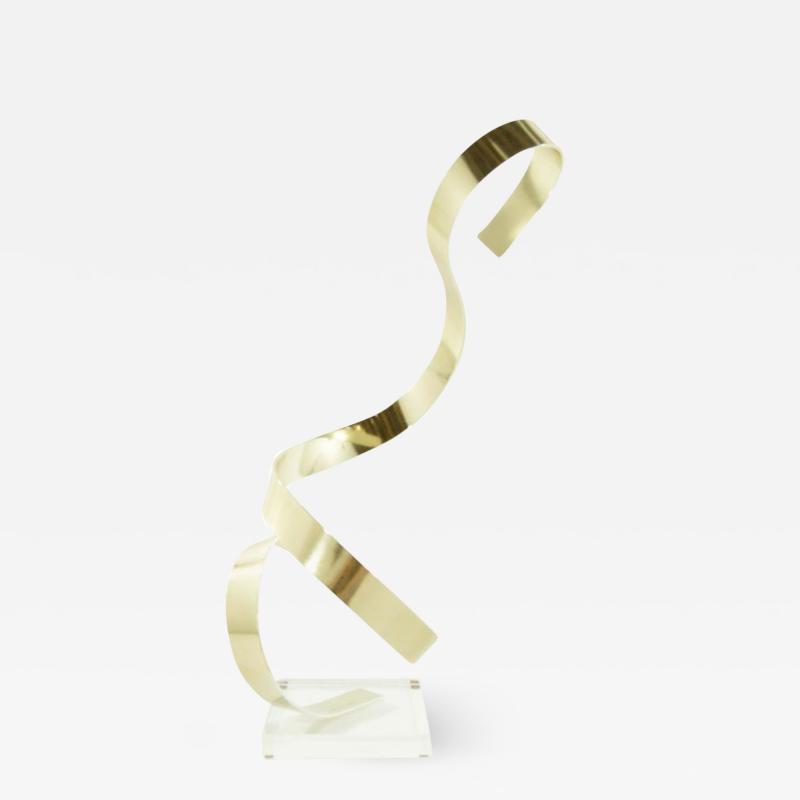 Dan Murphy Dan Murphy Ribbon Sculpture 1980