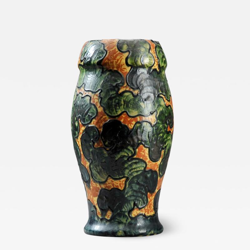 Daniel Folkmann Andersen Vase from the Camouflage Series by Daniel Folkmann Andersen