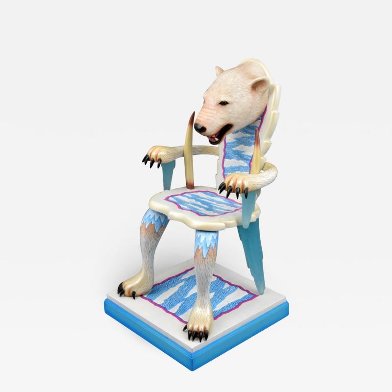 Daniel Meyer Sculptural Chair Unique