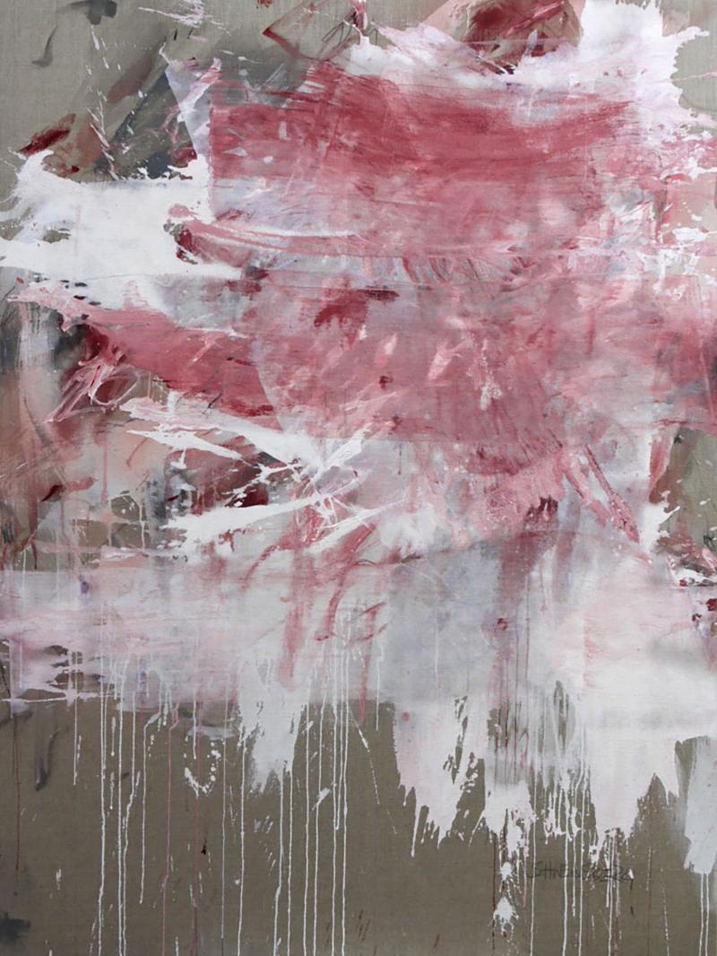 Daniela Schweinsberg Pink Noise