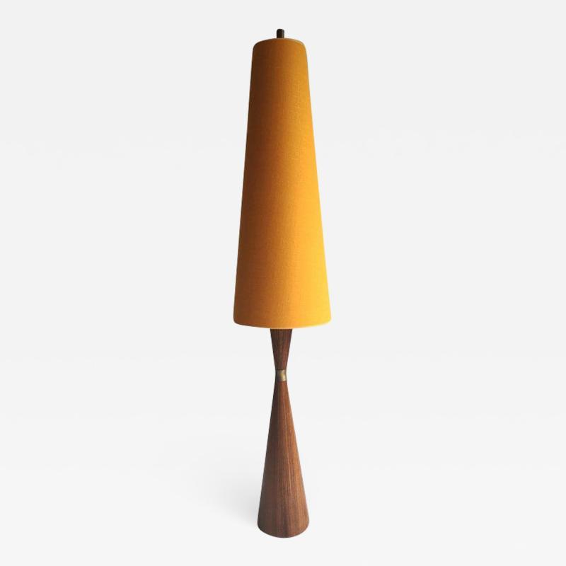 Danish Diabolo Floor Lamp 1960s