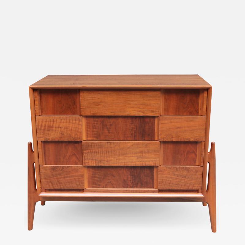 Danish Modernist Chest of Drawers