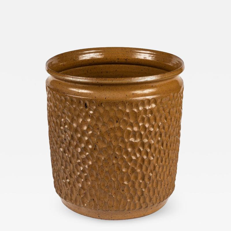 David Cressey Large Robert Maxwell David Cressey Thumbprint Planter for Earthgender