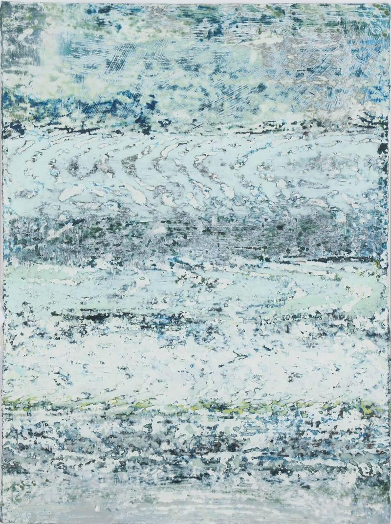 David Donovan Jensen Ocean Hymn No 4 2016