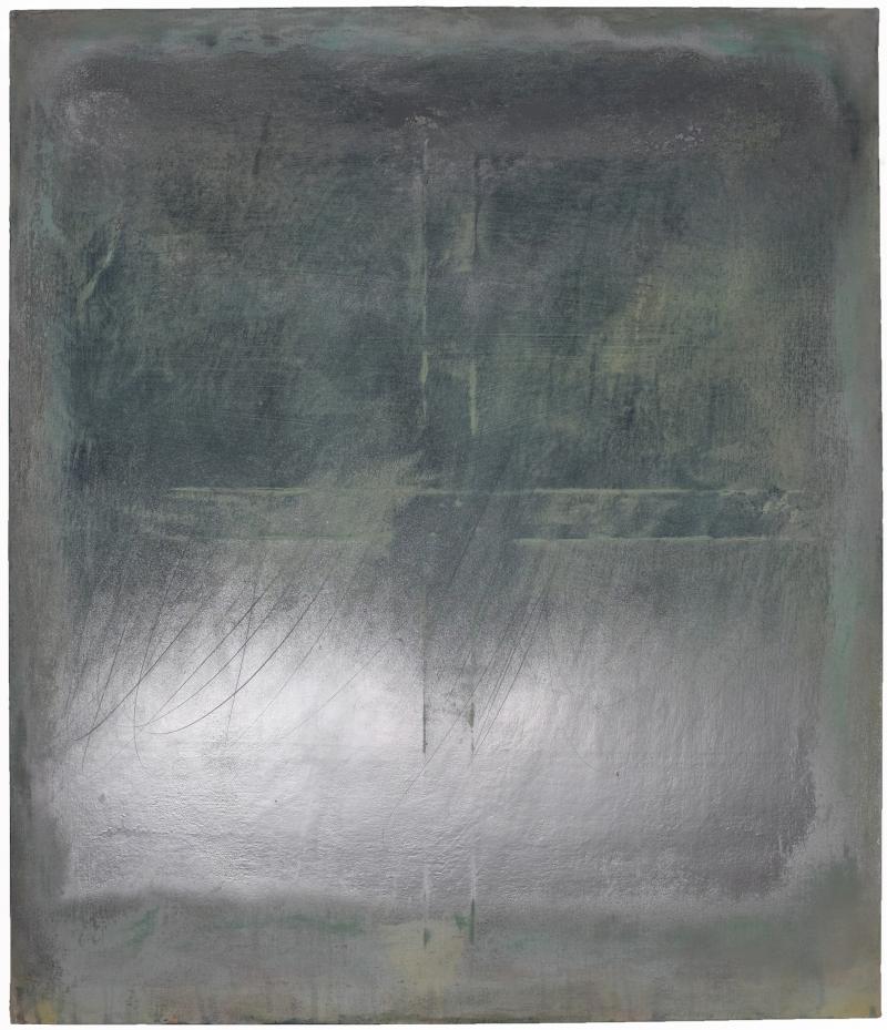 David Donovan Jensen Untitled Silver 2014 2015