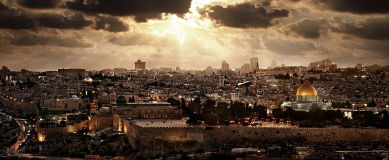 David Drebin Jerusalem