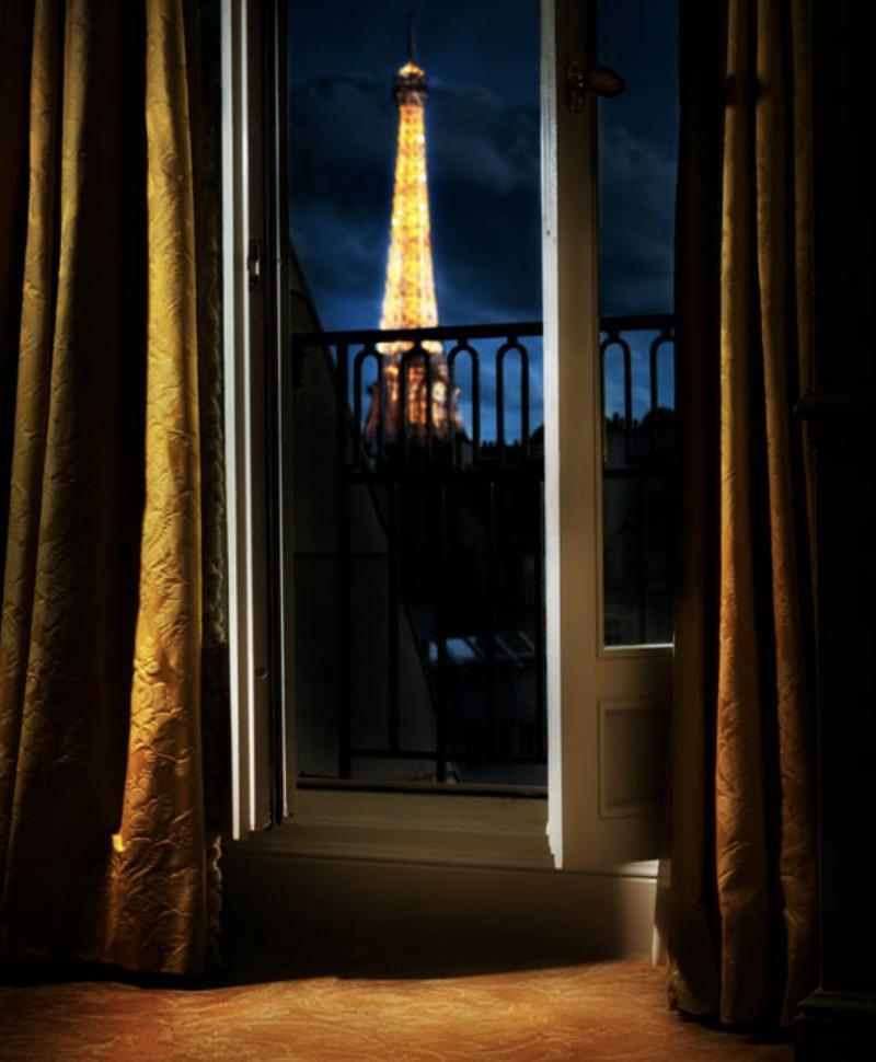 David Drebin Paris nights