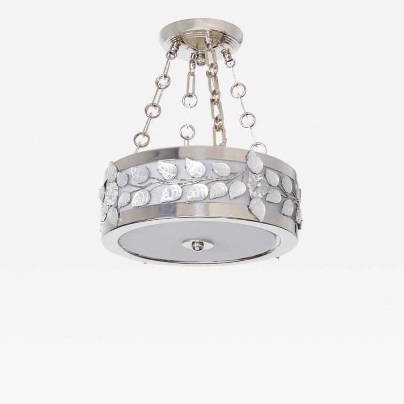 David Duncan Art Deco Style Branch Pendant Light by David Duncan