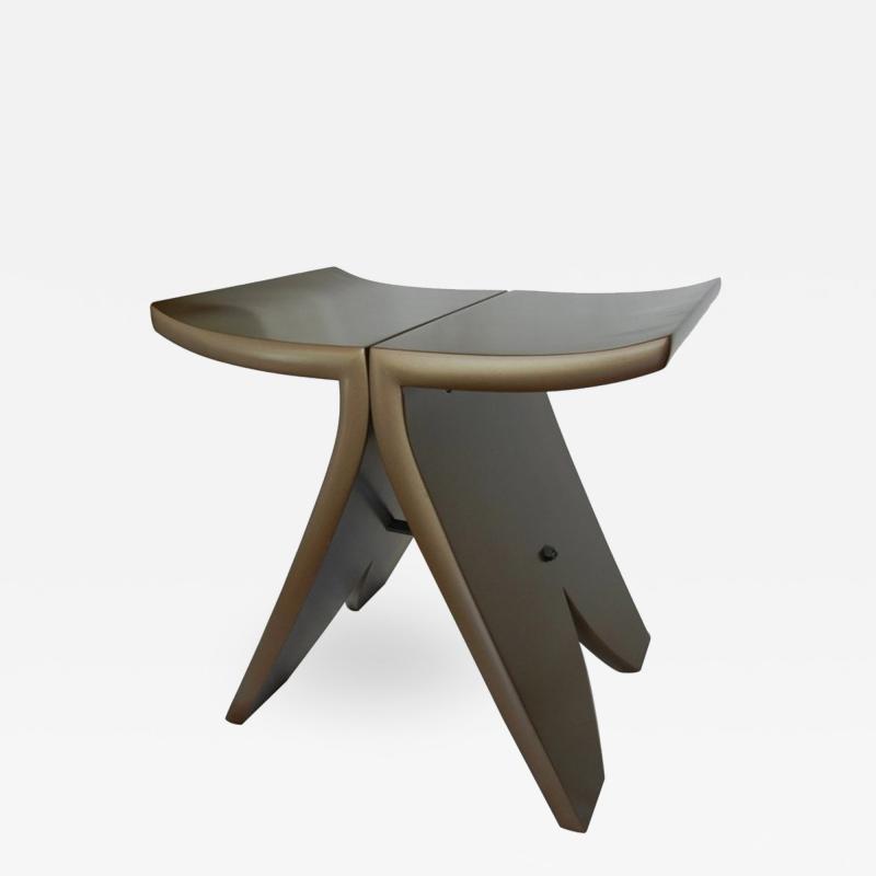 David Ebner Stool 1 by American Studio Craft Artist David N Ebner