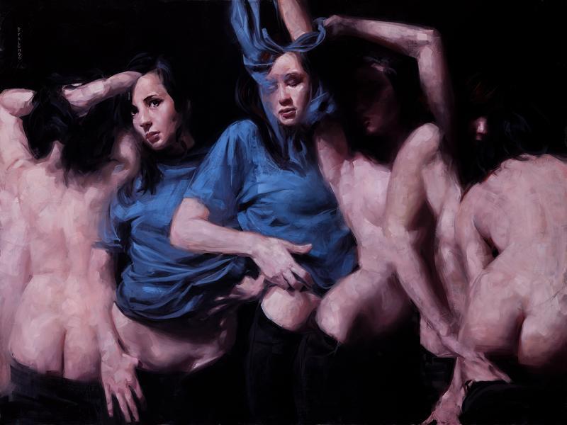David Palumbo Undressing 2