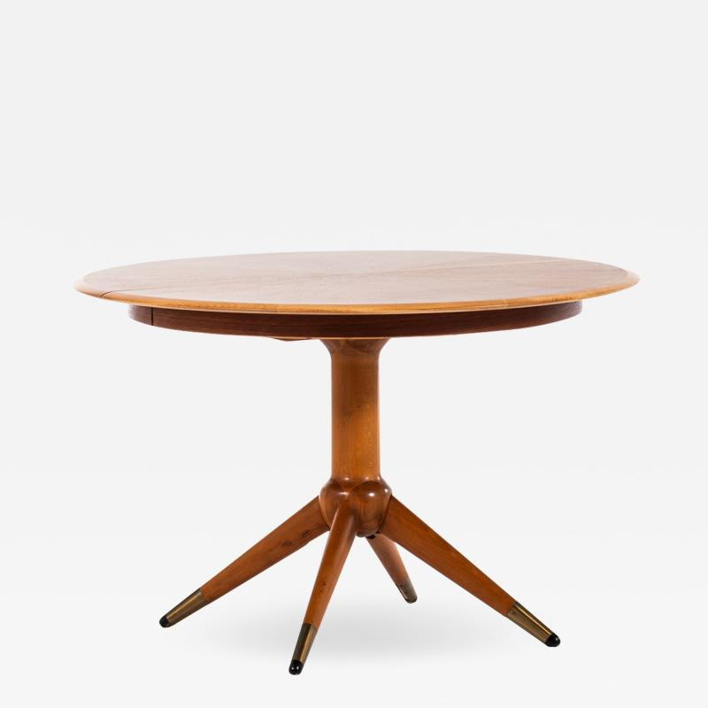 David Rosen Dining Table Produced by Nordiska Kompaniet
