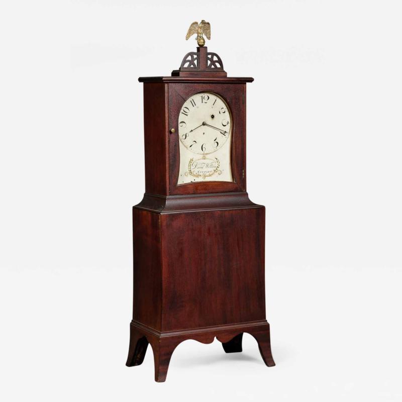 David Williams A Rare Shelf Clock by David Williams