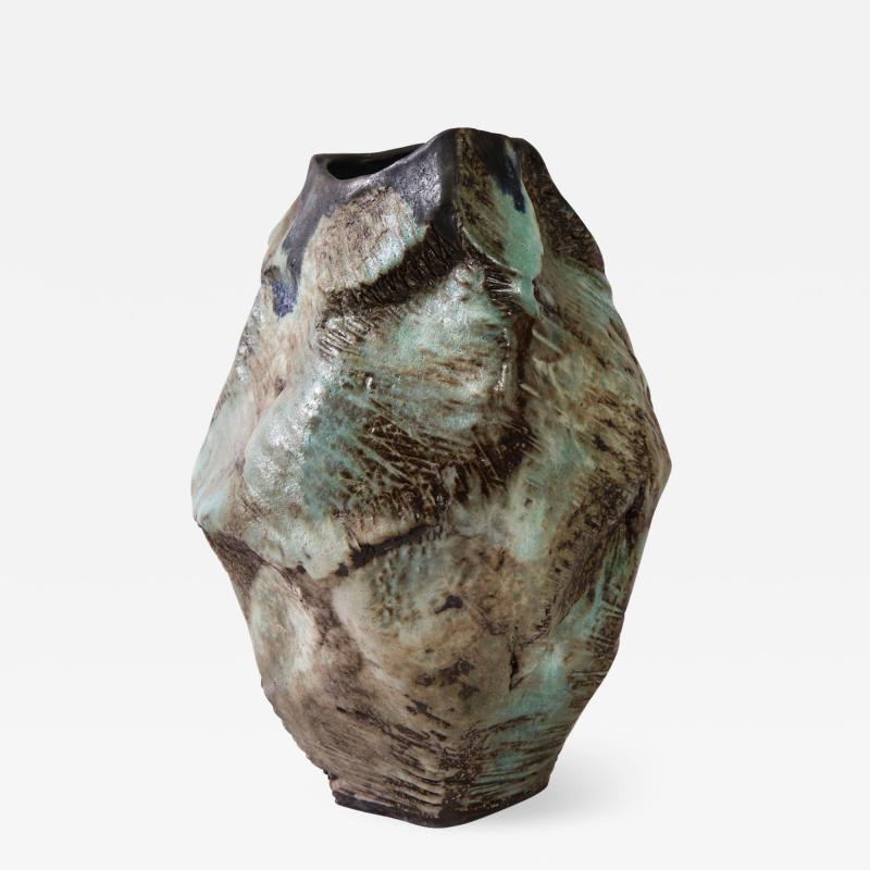 Dena Zemsky Sculptural Vase 6 by Dena Zemsky
