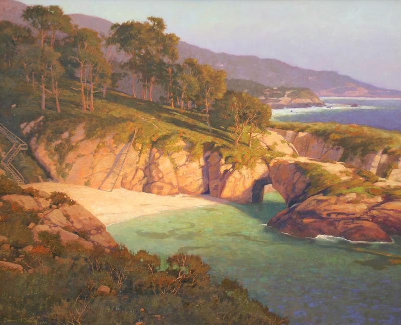 Dennis Doheny China Cove Point Lobos