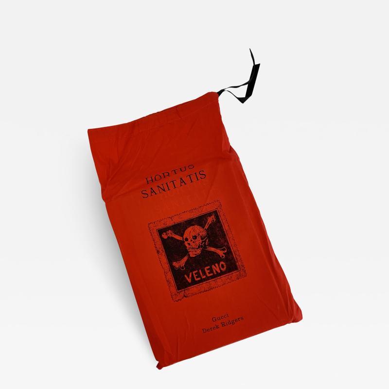 Derek Ridgers Hortus Sanitatis The Gucci Book