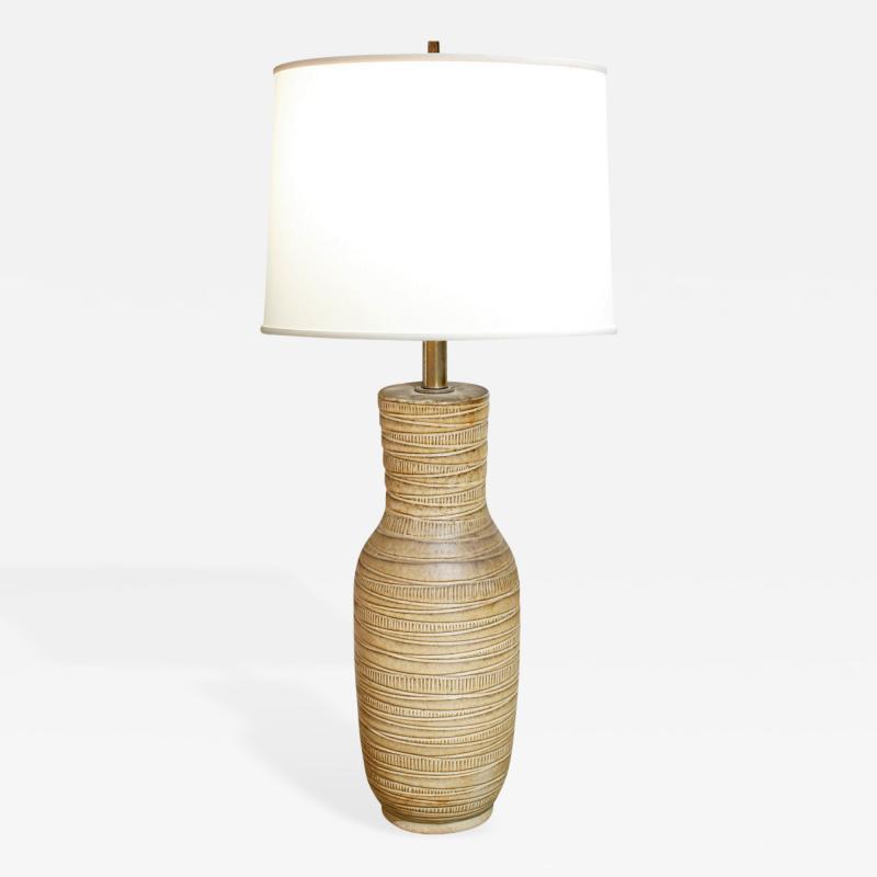 Design Technics Design Technics Studio Ceramic Table Lamp 1950s