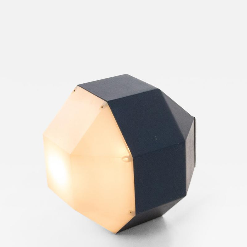 Diamond Shaped Floor Lamp 1970s