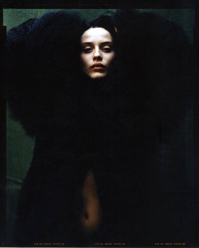 Diana Lui Navel and Black Fur