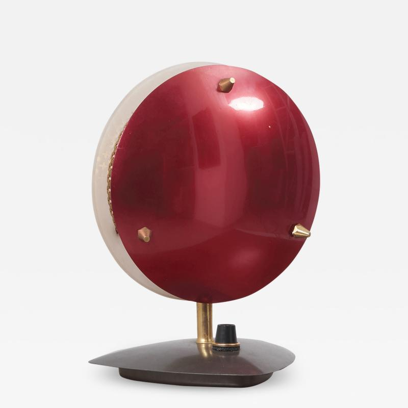Dimmable Table Lamp by T l Ambiance France 1950s 1960s