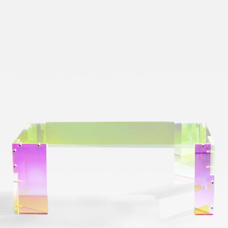 Diogo and Juliette Felippelli Laurent Coffee Table French Touch Collection by Diogo and Juliette Felippelli