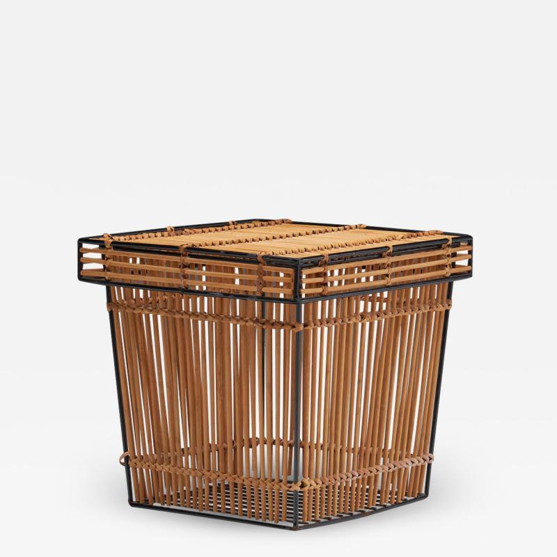 Dirk van Sliedregt Storage Basket Attributed Dirk van Sliedregt for Roh Netherlands 1960s