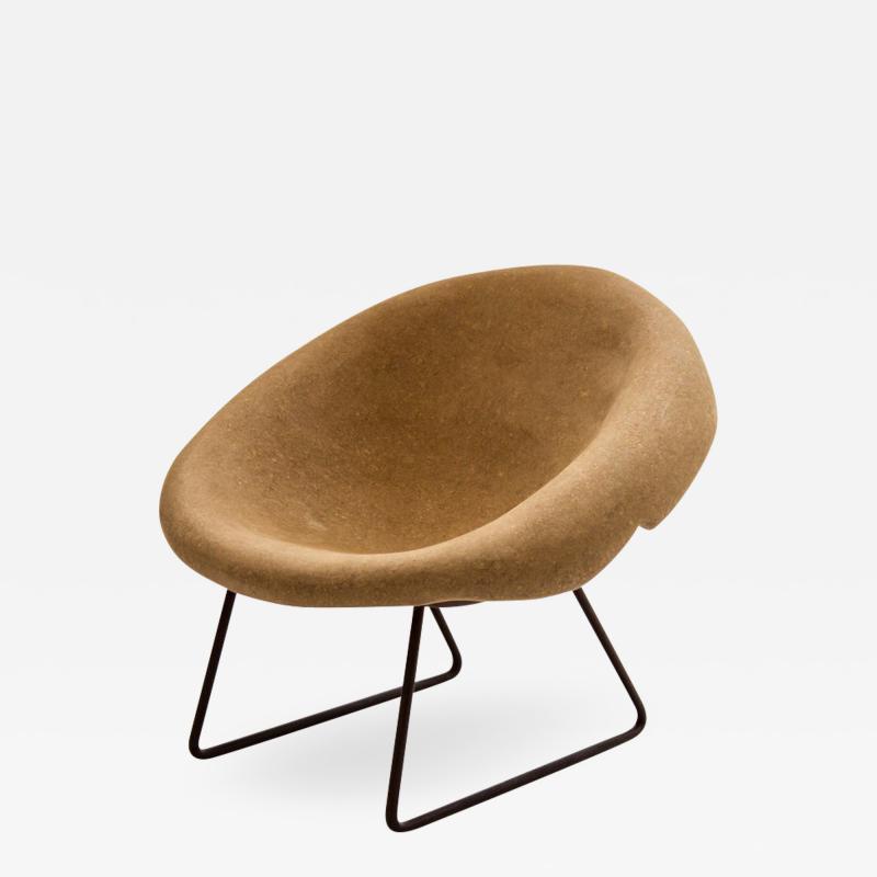Domingos T tora Casca chair by Domingos T tora Brazil 2017