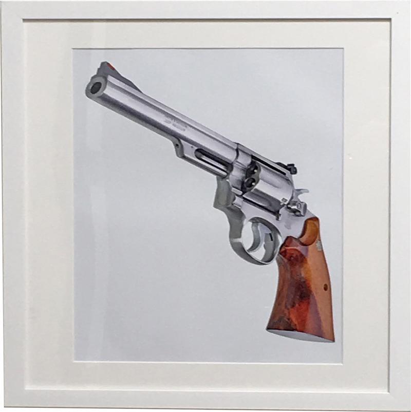 Don Netzer Smith Wesson model 66 357 Magnum