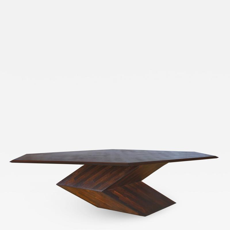 Don Shoemaker Don S Shoemaker Wood Dining Table for Se al Furniture S A of Mexico