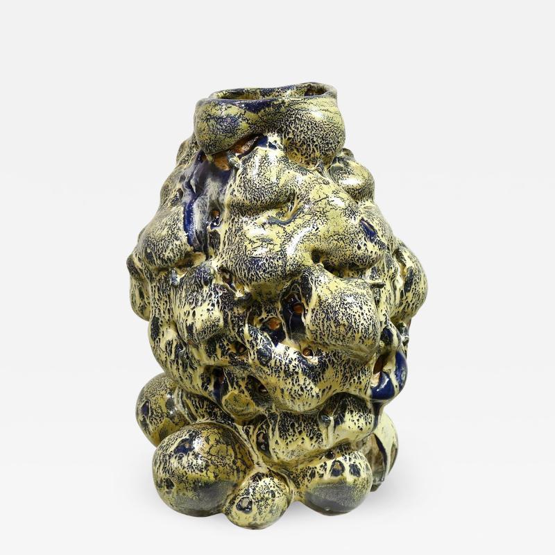 Donna Green Ceramic sculpture vessel by Donna Green