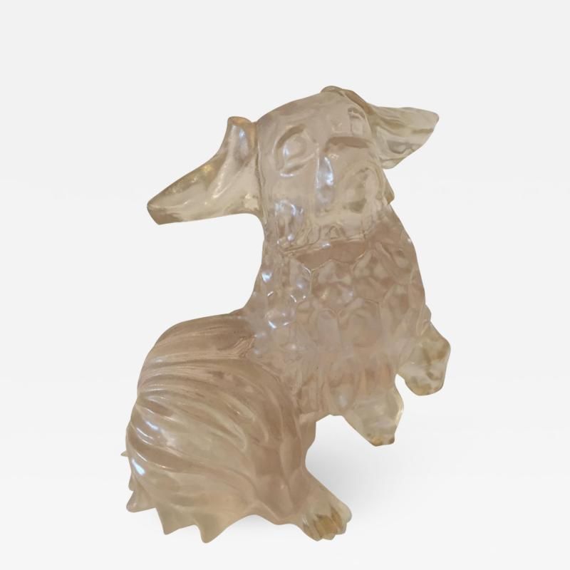 Dorothy Thorpe Dorothy Thorpe Resin Pekingese Dog Sculpture