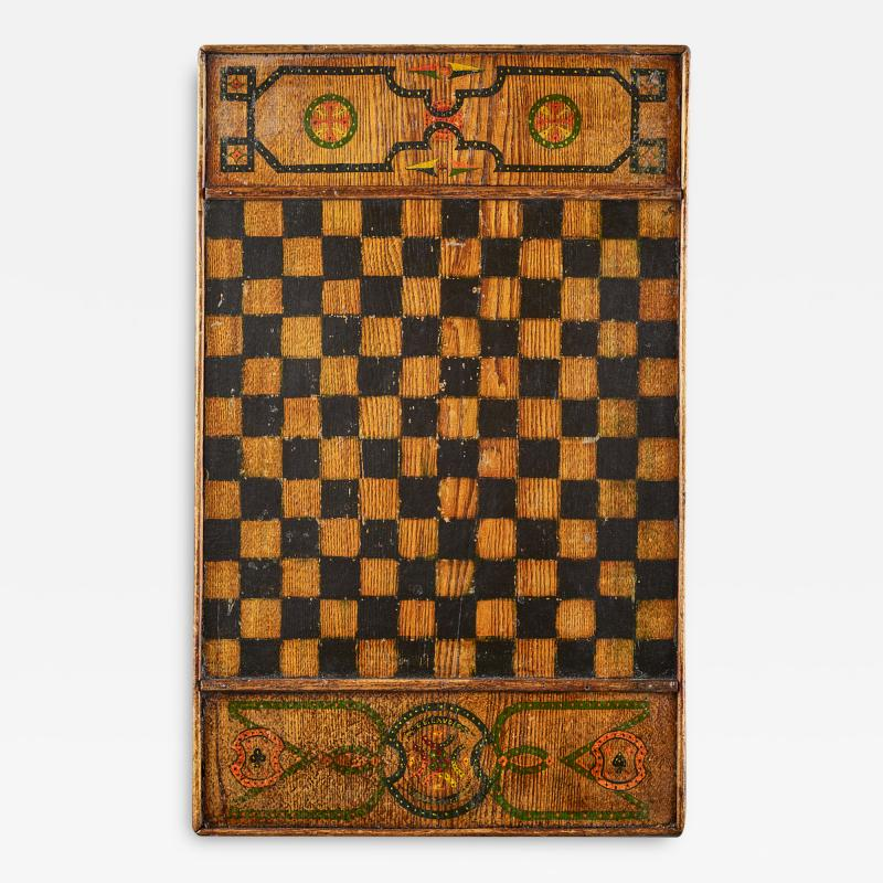 Double sided Parcheesi and Checkerboard