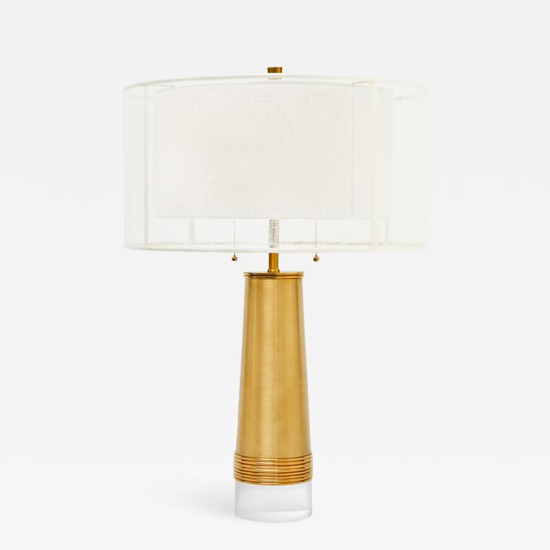 Drape Table Lamp