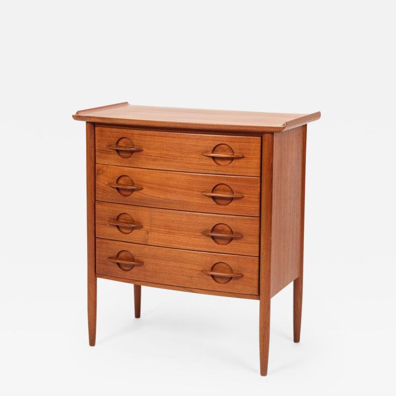 Dresser furniture Swiss Teak 60s