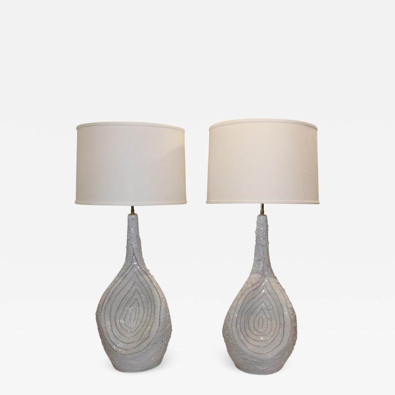 Duca di Camastra Duca Di Camastra Monumental Table Lamps