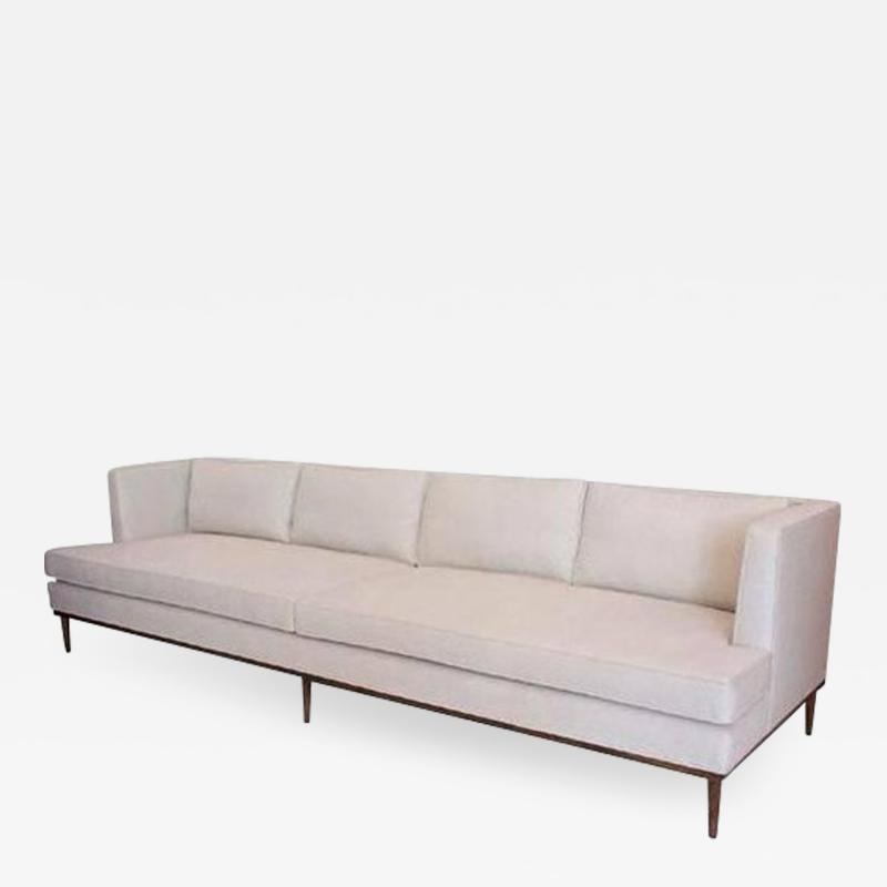 Dunbar Style Four Seat Sofa by Lost City Arts