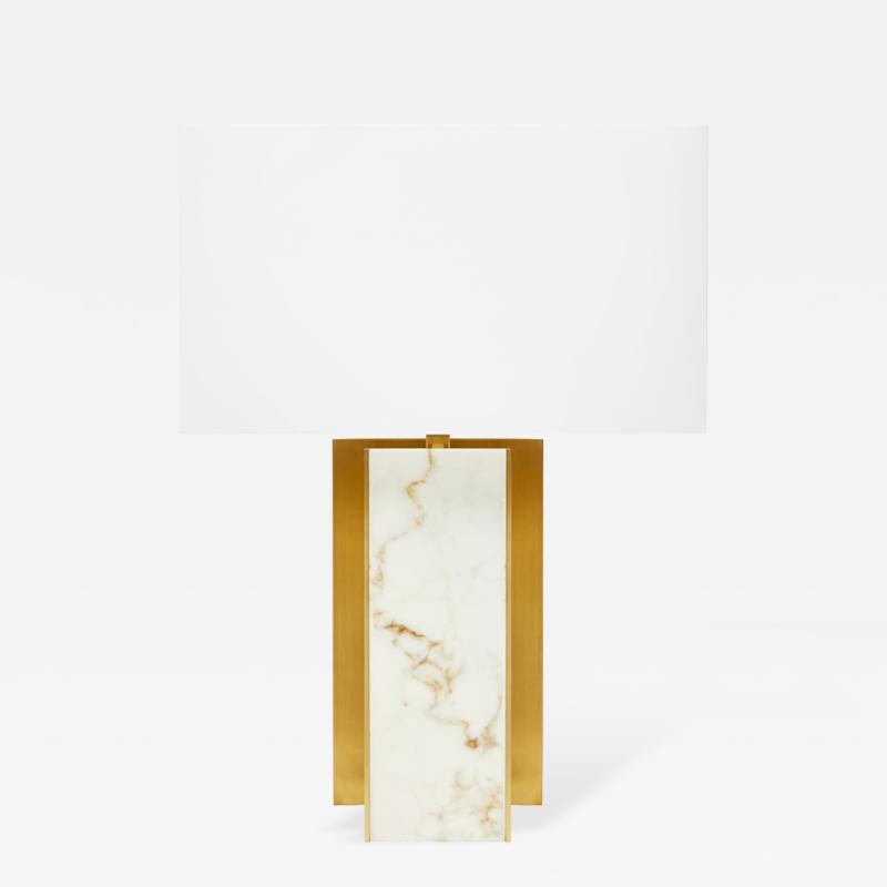 Duplex Table Lamp