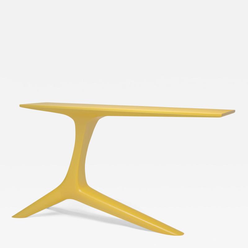 Eben Blaney Yellow Crane