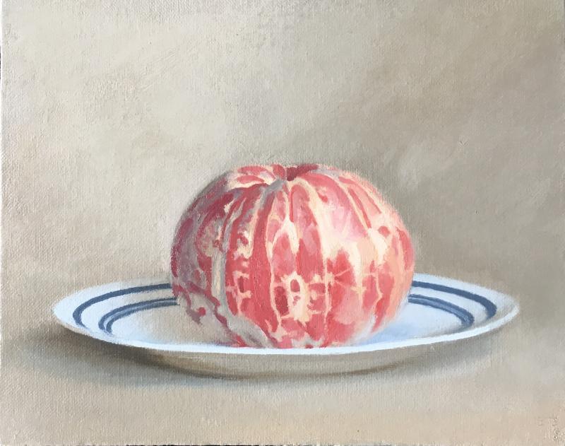 Ed Stitt Grapefruit Peeled