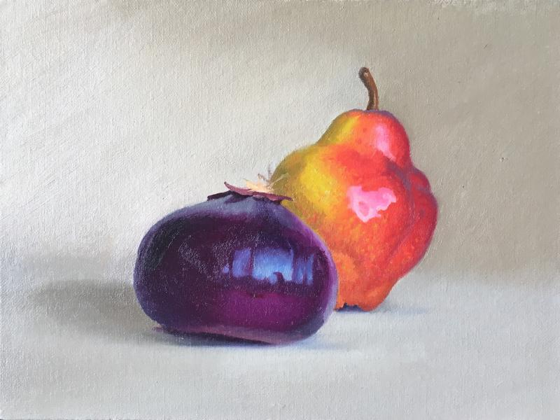 Ed Stitt Onion and Pear