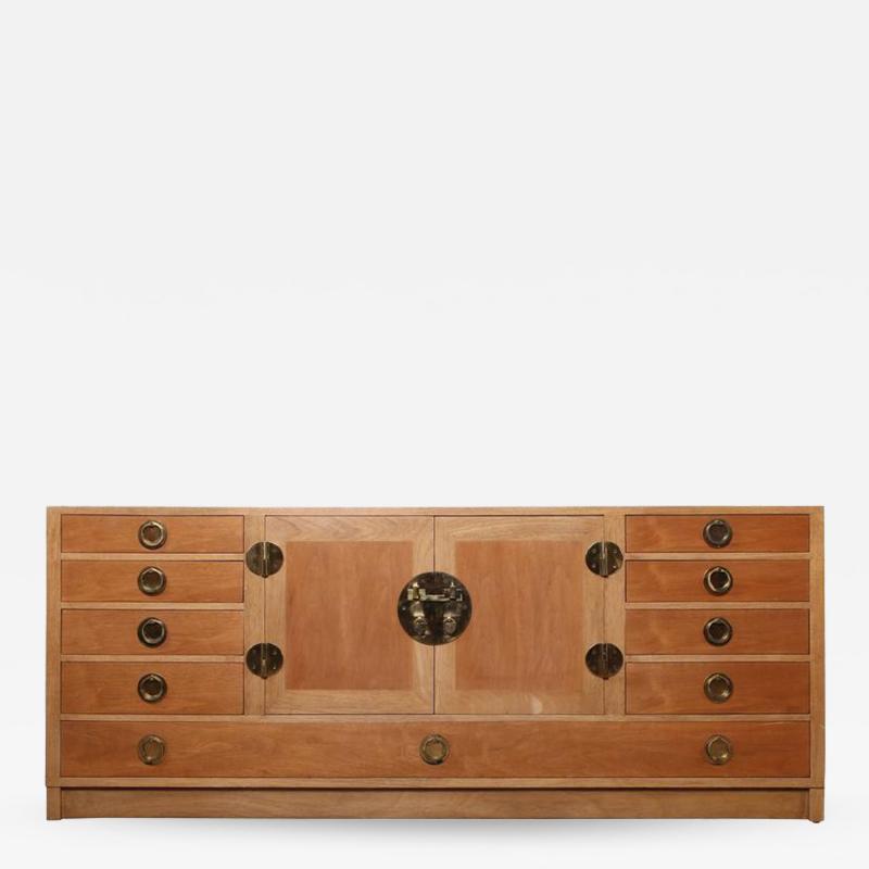 Edward Wormley Cabinet Designed by Edward Wormley for Dunbar