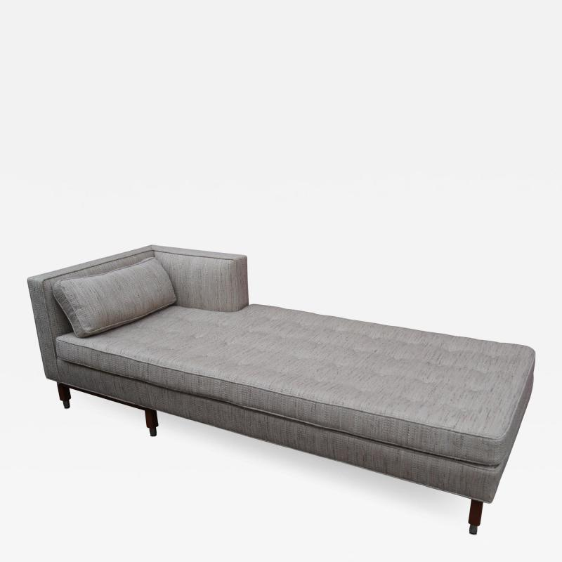 Edward Wormley Custom Daybed in the Style of Midcentury Dunbar