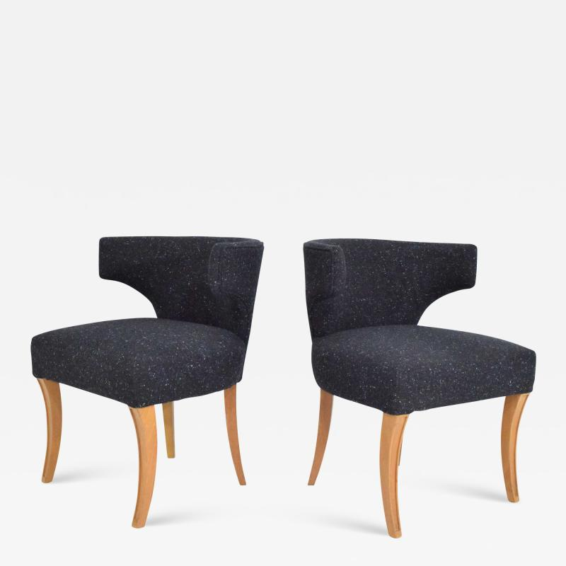 Edward Wormley Edward Wormley for Dunbar Lounge Chairs
