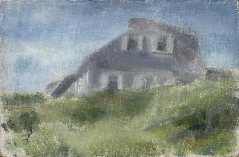Edwin Walter Dickinson House Brewster