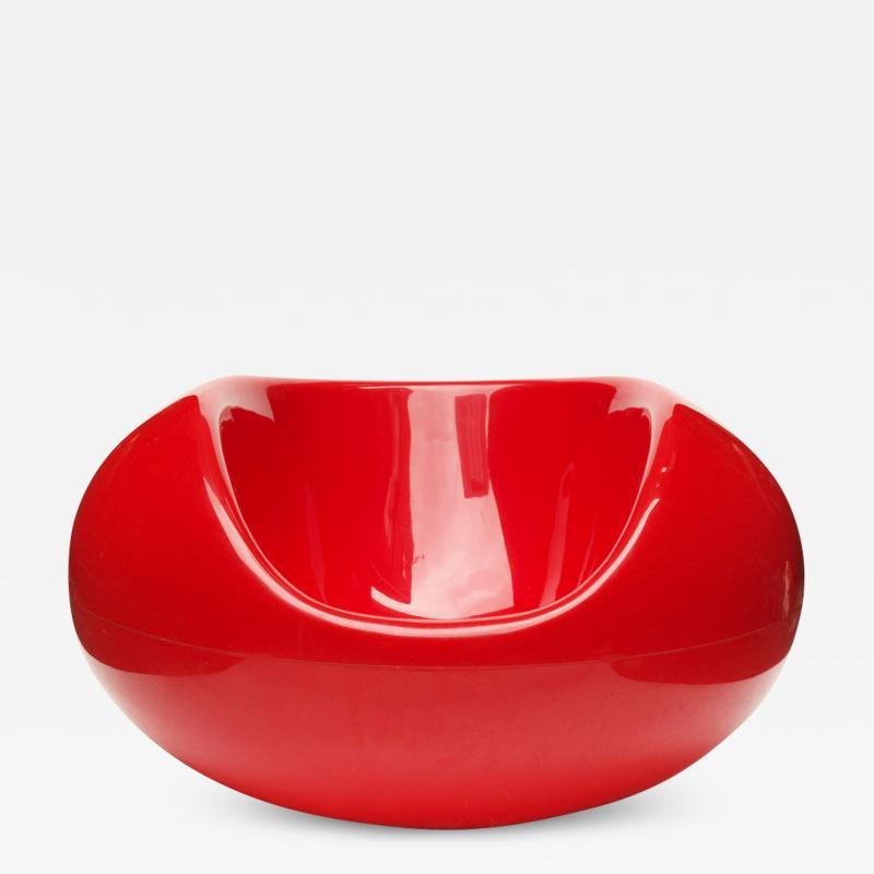 Eero Aarnio Red Pastil Chair 1967