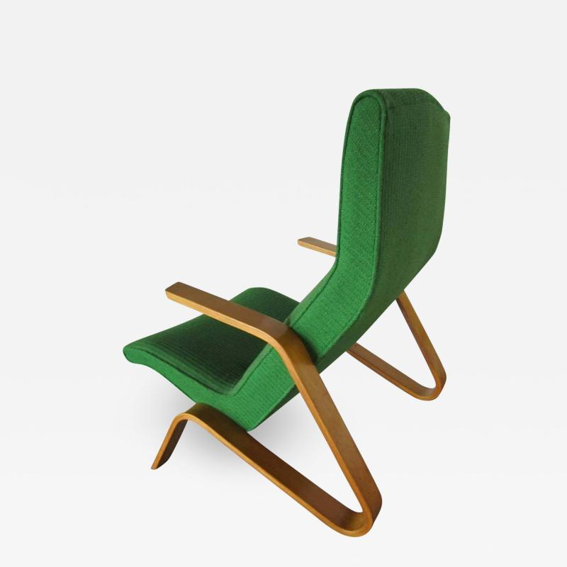 Eero Saarinen 1960s Grasshopper Chair by Eero Saarinen for Knoll Mid Century Modern